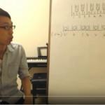 作曲講座[1-1] メジャースケールとダイアトニックコード