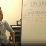 作曲講座[1-2] メジャースケールとダイアトニックコード