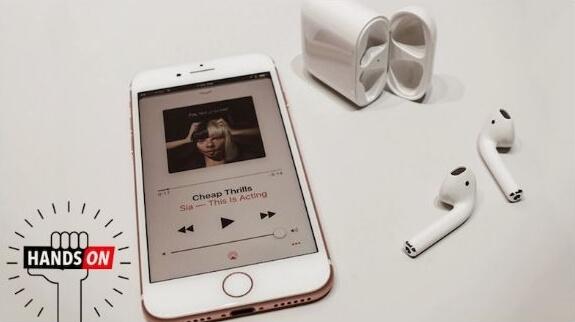 Appleが発表したワイヤレスイヤホンがやっぱり気になる