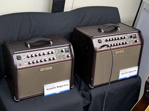 ローランドはデジタル楽器だけじゃなくアコギ関連も結構良い仕事します。