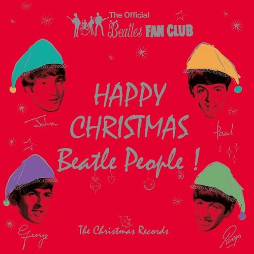 ビートルズから三つのクリスマスプレゼントあり